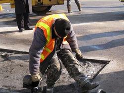 В Уфе до 1 ноября из-за ремонтных работ перекроют часть пр.Октября