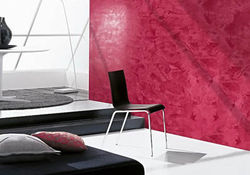 Декоративные покрытия для стен, как альтернатива привычным обоям