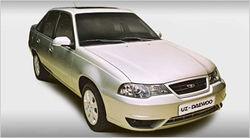 Компания Uz-Daewoo продемонстрировала новый седан С-класса