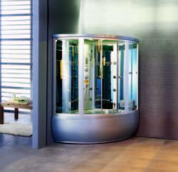 Комбинированная душевая ванная – современное чудо сантехники
