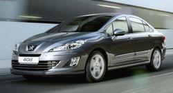 Компания Peugeot  выпустила в России специальную версию седана 408