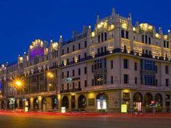 В Москве зафиксировано снижение цен на размещение в гостиницах