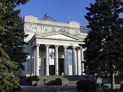 В Москве не  будут воссоздавать Государственный музей нового западного искусства