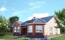 Коттедж с земельным участком по цене квартиры в Уфе
