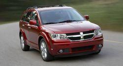 Chrysler Group отзывает Dodge Journey и Ram в три этапа