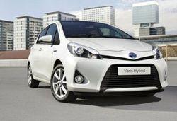 Toyota рассекретила концепт Yaris Hybrid-R