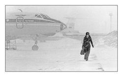 Доходы British Airways занесло снегом