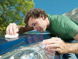 Профессиональная покраска и полировка автомобиля в автосервисах  Уфы