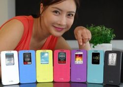 Компания LG представила в России свой флагманский смартфон G2