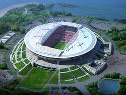 Смольный расторг контракт с подрядчиком строительства стадиона в Петербурге