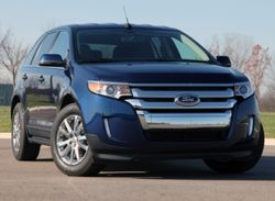 Ford наладит в России сборку  Edge и EcoSport