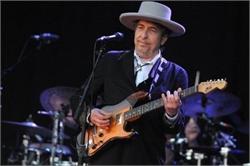 Аукционный дом Christies выставит на торги электрогитару Боба Дилана