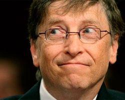Билл Гейтс, Forbes, Microsoft