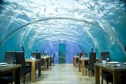В Индийском океане открылась подводная гостиница