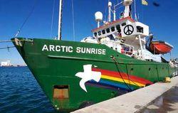 Суд освободил бразильскую активистку Greenpeace под залог