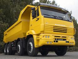КамАЗы нового поколения будут выпущены до конца 2013 года
