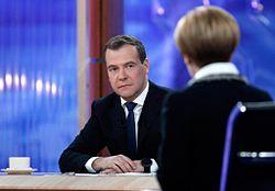 """Дмитрий Медведев:""""Правительство не футбольная команда"""""""