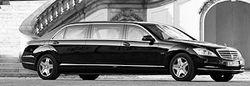 Первый образец автомобиля для российских чиновников покажут в начале 2014 года