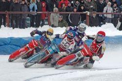 В Уфе состоится полуфинал чемпионата России по мотогонкам на льду