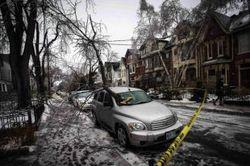 Ледяной дождь оставил без электричества 400 тыс. жителей Канады