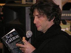 Фантастический роман Нила Геймана признан лучшей книгой года