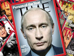 The Times назвала Владимира Путина человеком года