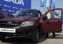 Исчезла самая доступная комплектация седана LADA Granta