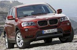 Летом в продажу поступит обновленный кроссовер BMW X3