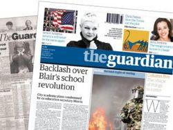 В Китае частично заблокировали доступ к сайту газеты Guardian