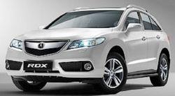 Названы российские цены на кроссоверы Acura RDX и MDX
