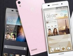 Huawei представила новый Ascend P6 S