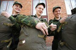 Из Башкортостана служить в армию отправились 67 тыс. новобранцев