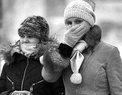 башкортостан, мороз