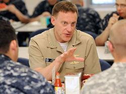 Вице-адмирал М.Роджерс выдвинут на пост главы АНБ