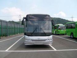Первые южнокорейские автобусы Daewoo будут собраны в Ингушетии уже в 2014 году