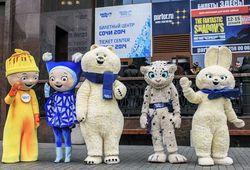 Сочи-2014. Сегодня открытие XXII Зимних Олимпийских игр