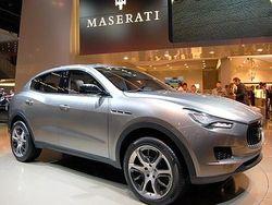 Maserati в этом году выпустит внедорожник Levante
