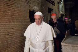 Папа Римский Франциск создает в Ватикане новое министерство