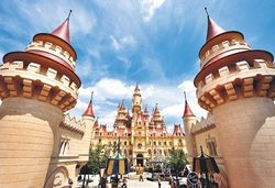 Студия DreamWorks Animation откроет на южном берегу Лондона тематический парк