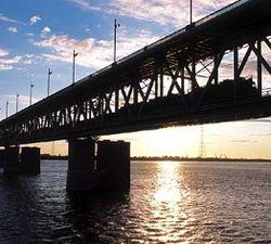 26 февраля состоялась церемония закладки фундамента российско-китайского железнодорожного моста