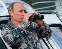 Владимир Путин объявил внезапные военные учения на западных границах страны