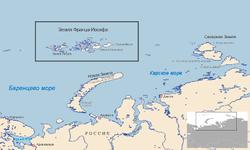 Первая экотропа для туристов откроется на архипелаге Земля Франца-Иосифа
