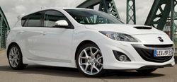 Производство модели Mazda3 преодолело рубеж в 4 млн единиц