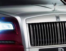 Rolls-Royce опубликовал тизер Ghost Series II