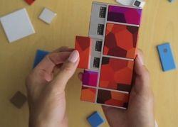 Google в начале 2015 года представит модульный смартфон