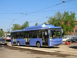 Уфа обзаведется 11 новыми троллейбусами