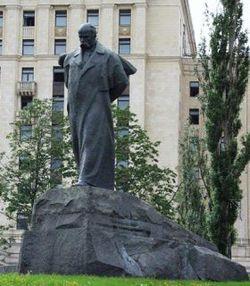 В Москве после реставрации откроют памятник украинскому поэту Тарасу Шевченко