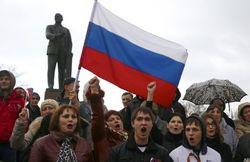 Депутаты Верховного совета Крыма приняли декларацию о независимости