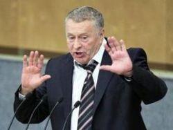 """Владимир Жириновский призвал отказаться от использования буквы """"ы"""""""