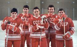 В США сняли фильм о легендарной сборной СССР по хоккею